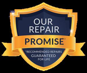 our repair promise