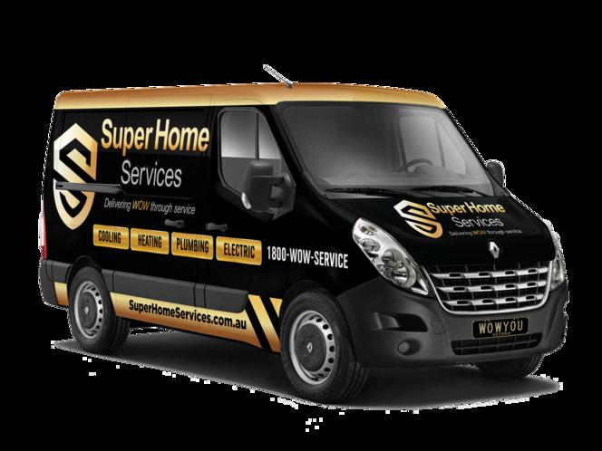 van of superhome services